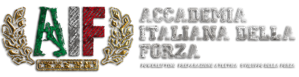 AIF – Accademia Italiana della Forza