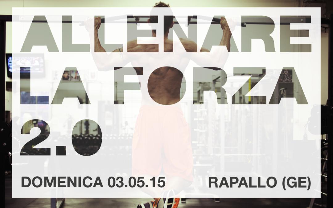 ALLENARE LA FORZA 2.0
