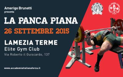 Panca Piana Lamezia Terme