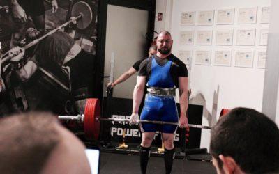 Parma Powerlifting Gym – La gara